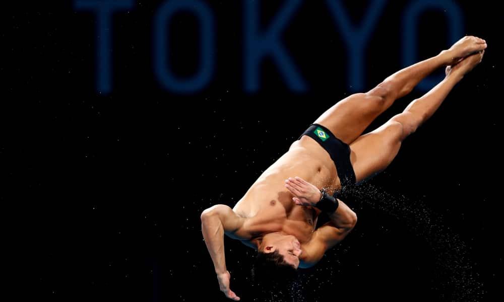Kawan Pereira - Jogos Olímpicos de Tóquio