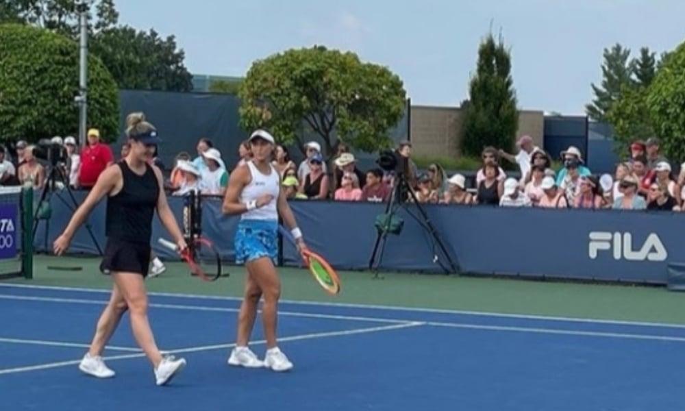 Luisa Stefani - WTA 1000 de Cincinnati