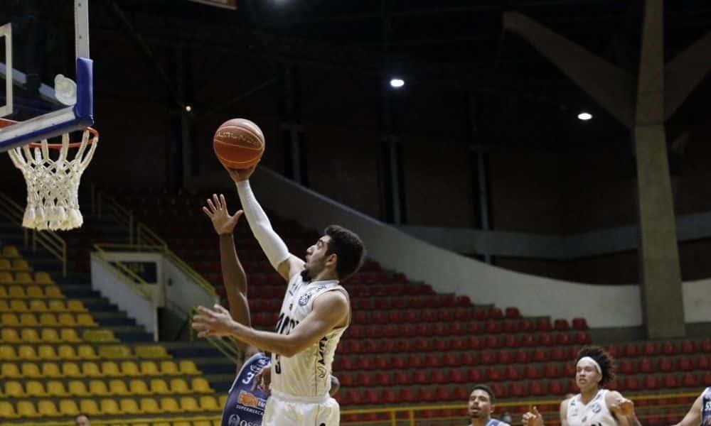 Mogi basquete Liga Sorocabana