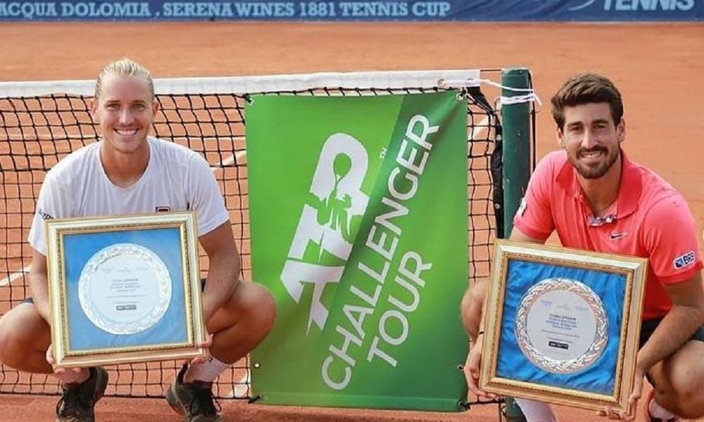 Orlando Luz e Rafael Matos faturam o título do Challenger de Cordenons, na Itália