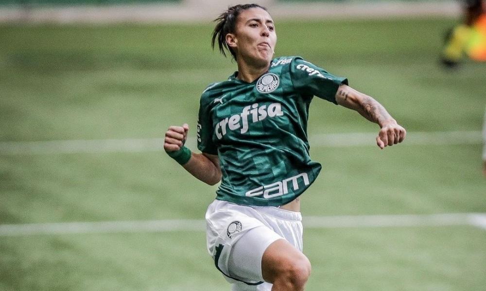 Palmeiras goleia Realidade Jovem no Paulistão Feminino