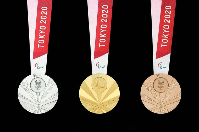 Quadro de medalhas dos Jogos Paralímpicos de Tóquio-2020