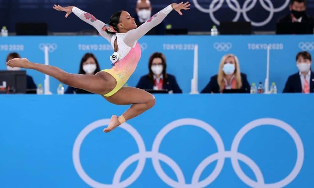 Rebeca Andrade - Jogos Olímpicos de Tóquio 2020 (2)