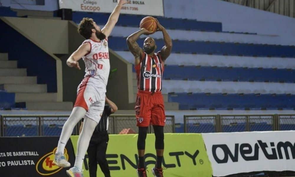 São Paulo Osasco Basket - Bennett - Bruno Caboclo