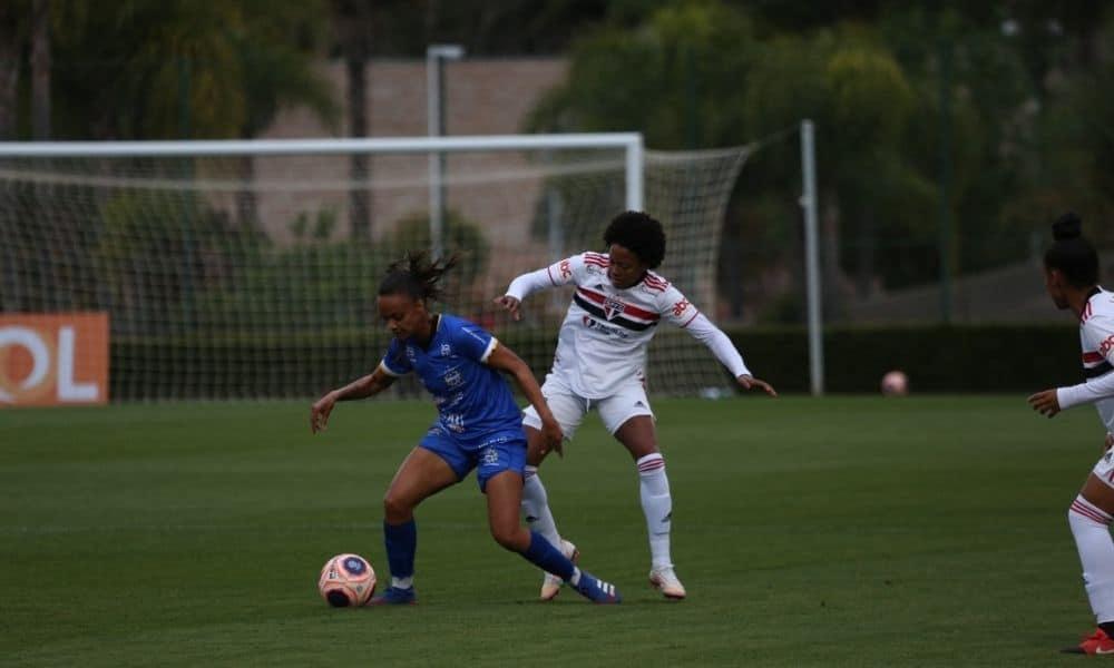 São Paulo x São José - Campeonato Paulista de futebol feminino