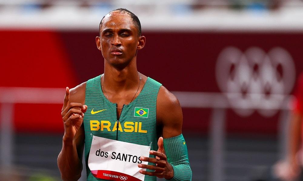 Alison dos Santos jogos olímpicos tóquio 400 barreiras