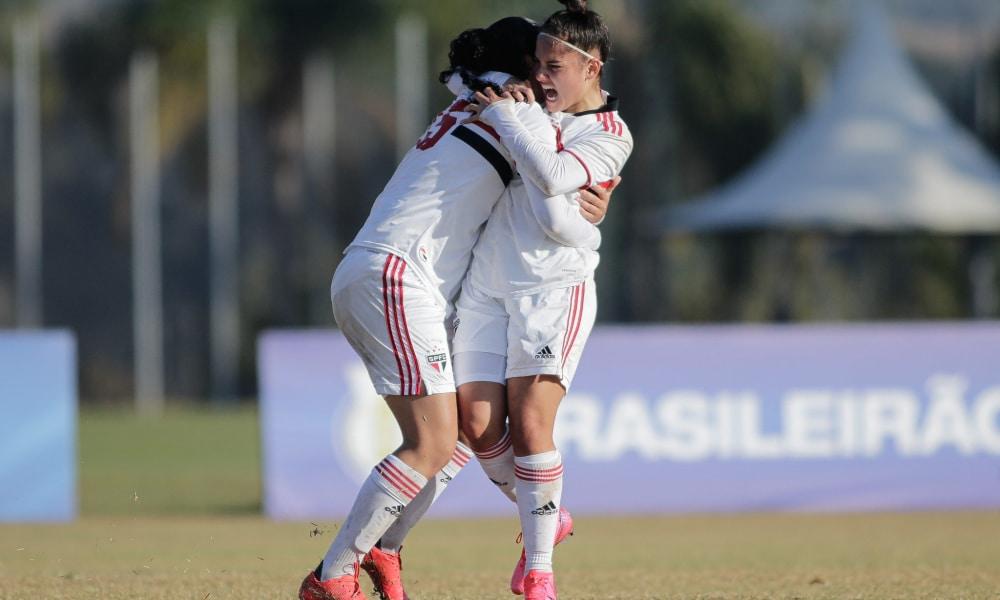 São Paulo - Fluminense - Brasileiro Feminino Sub-18