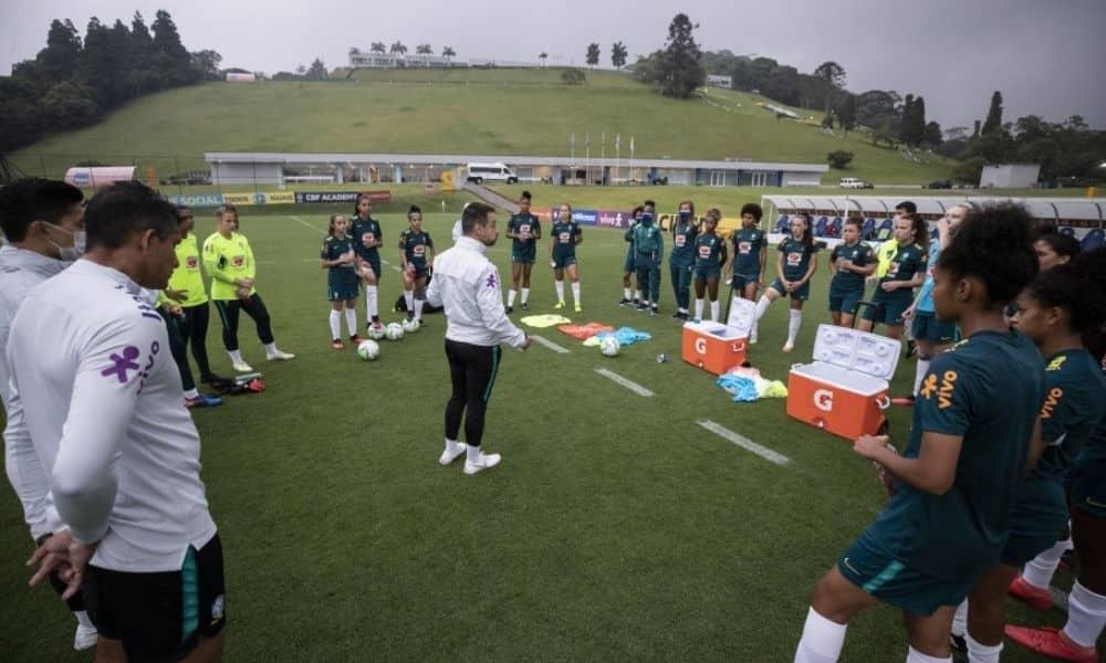 Seleção Feminina Sub-20 é convocada para treinamentos em Brasília