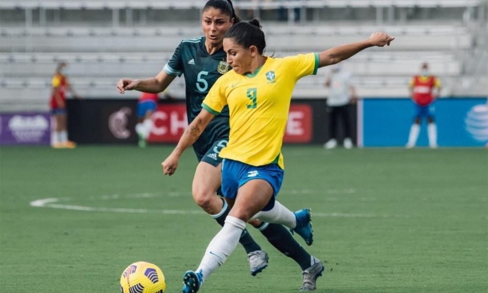 Seleção Feminina encara a Argentina na Data FIFA de setembro
