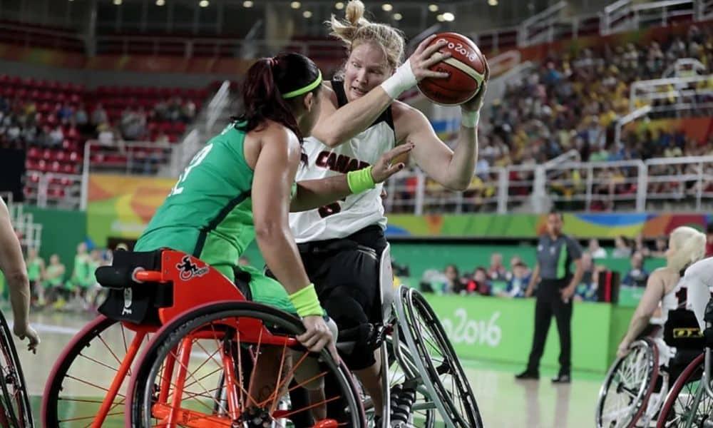 Tabela do basquete em cadeira de rodas feminino Jogos Paralímpicos de Tóquio 2020