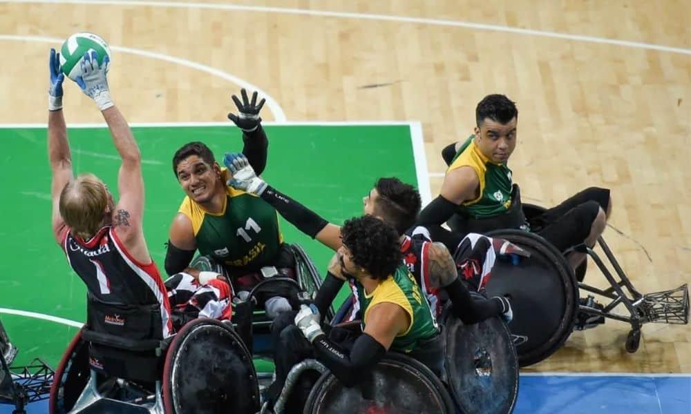 Tabela do rúgbi em cadeira de rodas nos Jogos Paralímpicos de Tóquio 2020