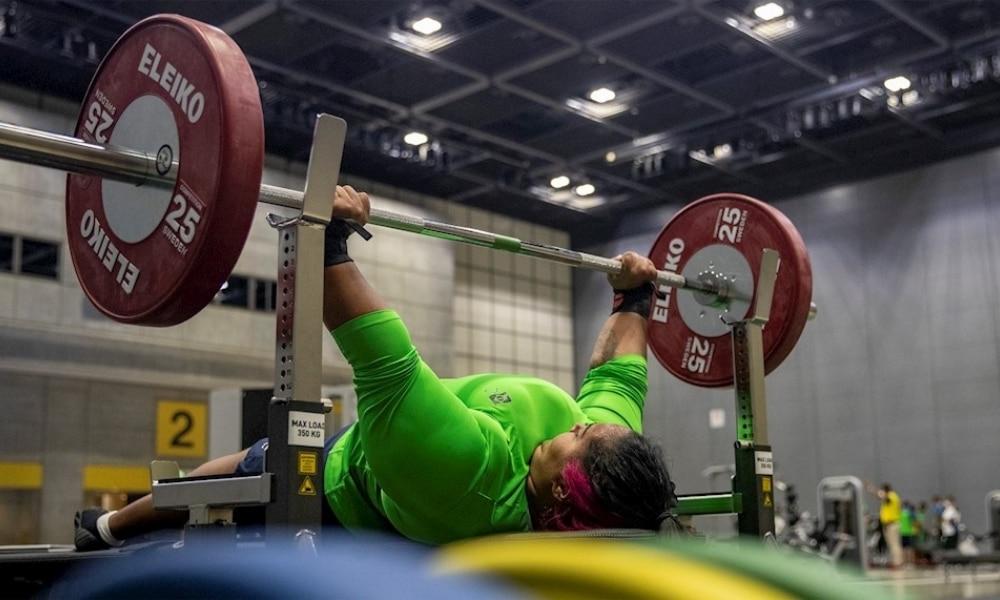 Tayana Medeiros - Jogos Paralímpicos de Tóquio