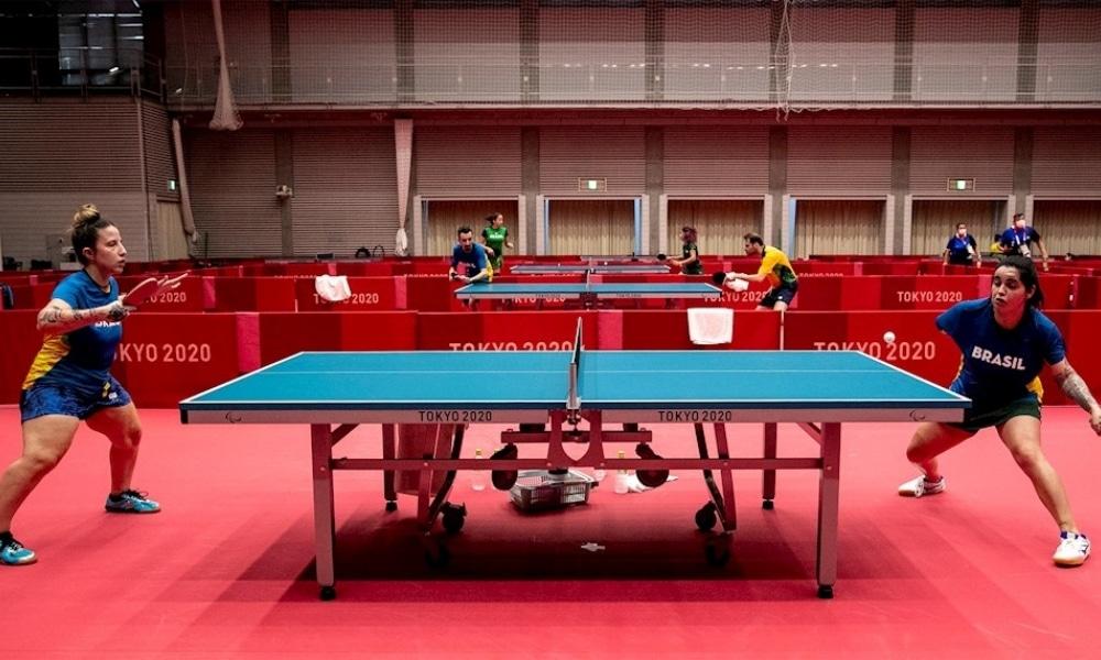 Jogos Paralímpicos de Tóquio - Tênis de mesa