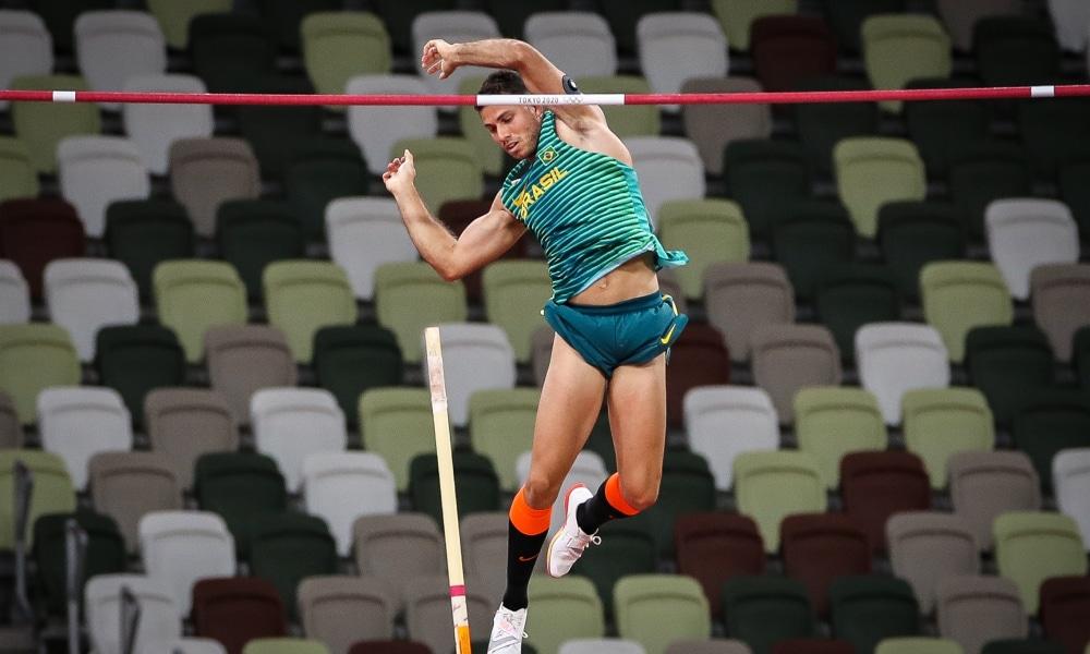 Thiago Braz - Darlan Romani - Jogos Olímpicos de Tóquio