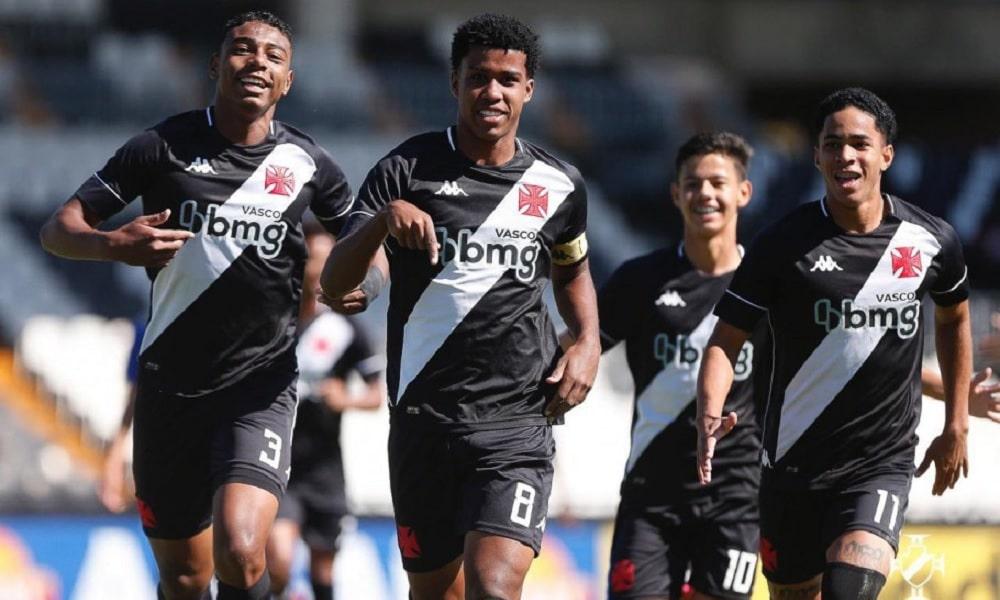 Vasco atropela o Cruzeiro e disputará final do Brasileirão Sub-17 diante do rival Flamengo