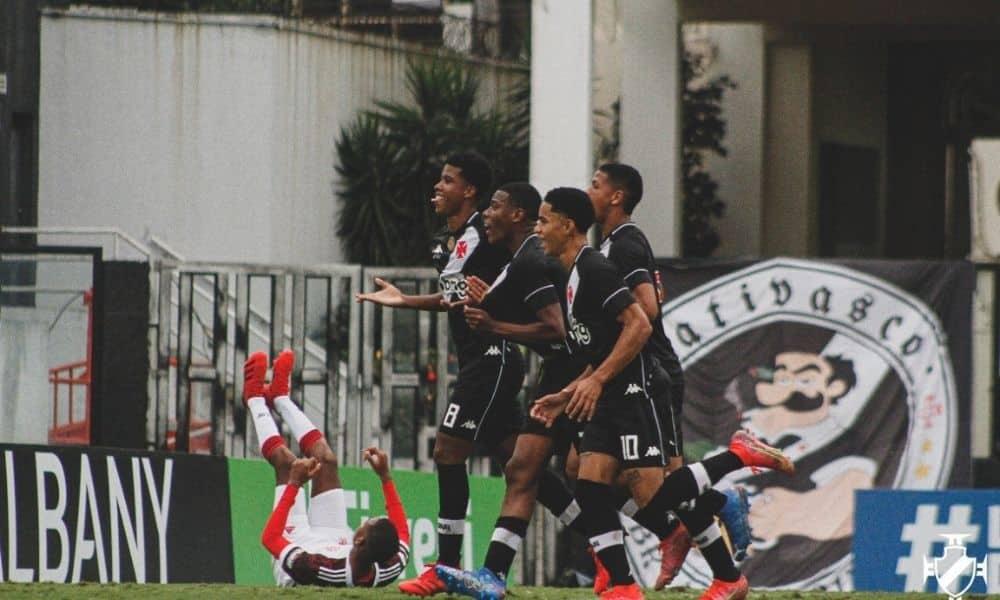 Vasco x Flamengo - Finam - Campeonato Brasileiro Sub-17