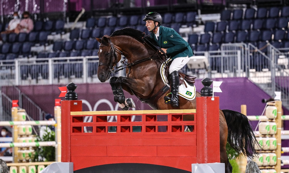 yuri mansur alfons jogos olímpicos tóquio hipismo saltos
