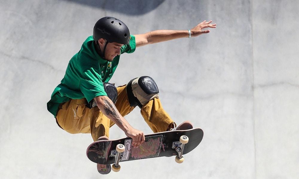 Pedro Quintas skate park jogos olímpicos de tóquio