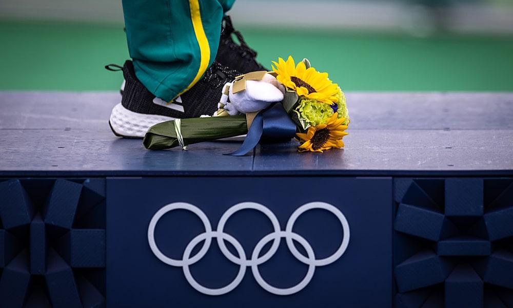 ana marcela cunha maratona aquática ouro olimpíada Jogos Olímpicos Tóquio