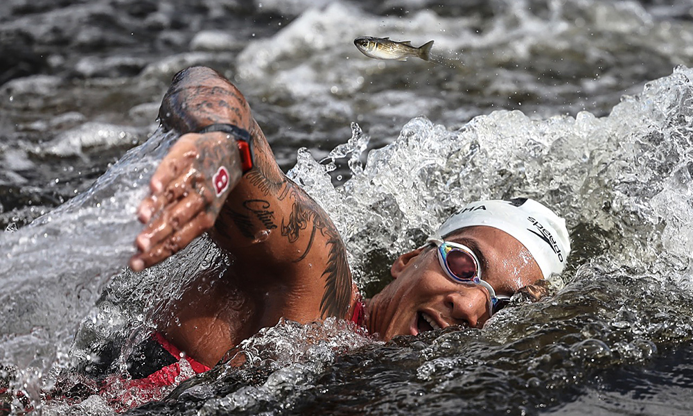 ana marcela cunha maratona aquática olimpíada Jogos Olímpicos Tóquio
