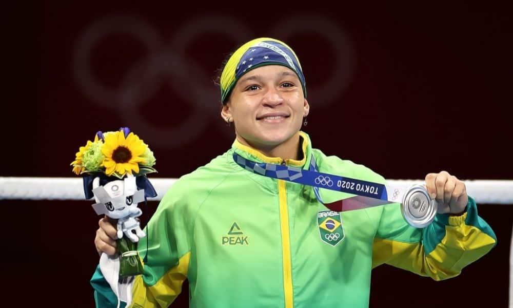 beatriz ferreira boxe medalha de prata jogos olímpicos tóquio 2020