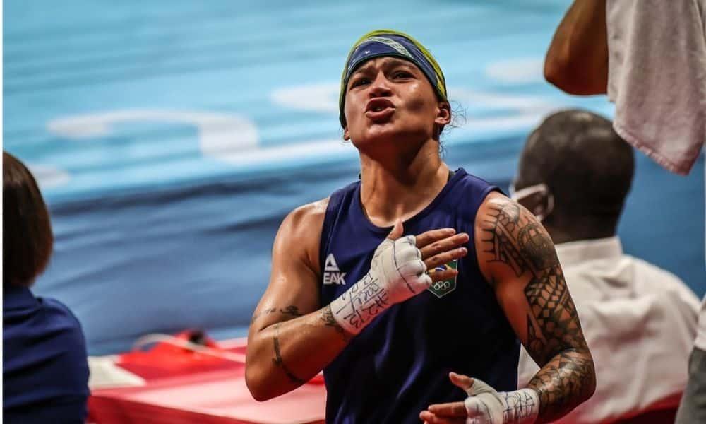 beatriz ferreira prata jogos olímpicos tóquio 2020 boxe