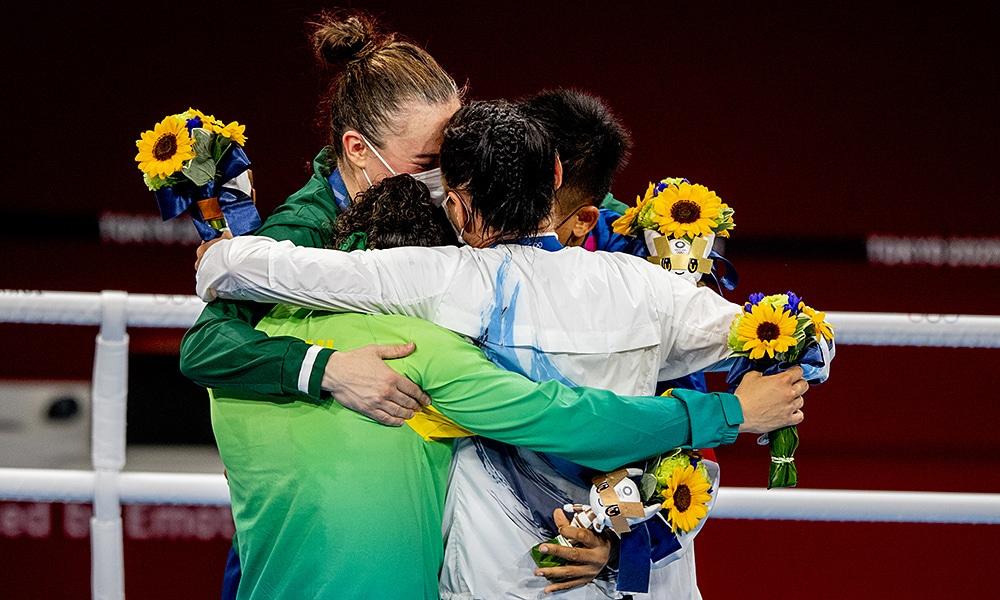 Bia Ferreira prata boxe Jogos Olímpicos