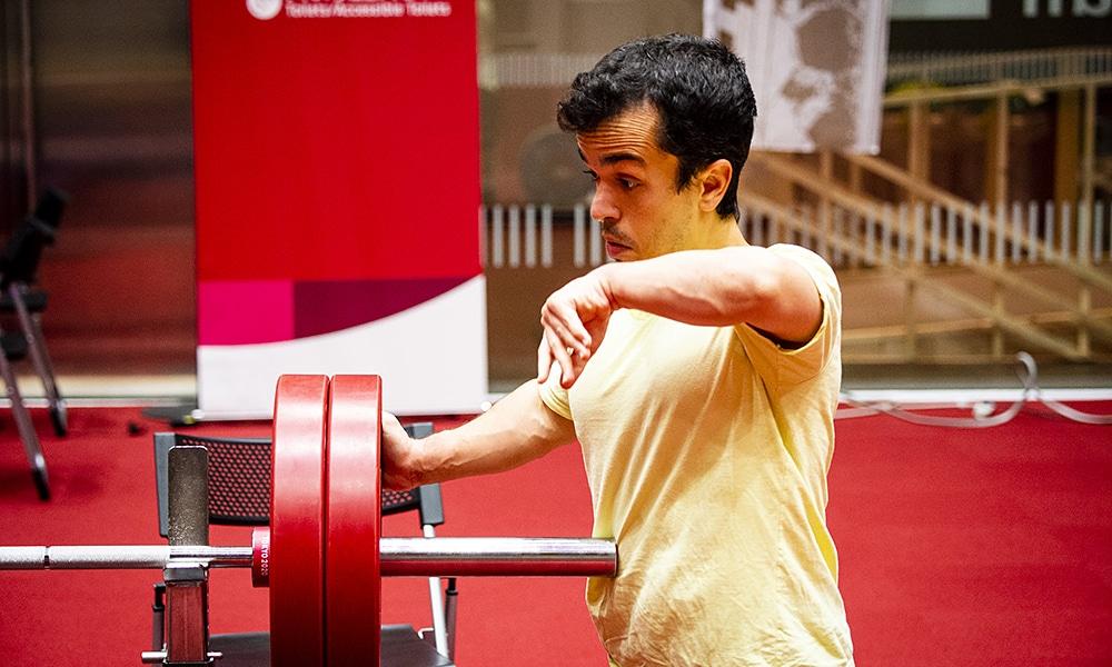 Bruno Carra Jogos Paralímpicos Tóquio Halterofilismo