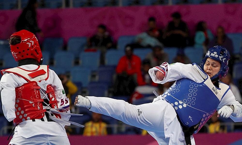 Débora Menezes taekwondo jogos paralímpicos Tóquio