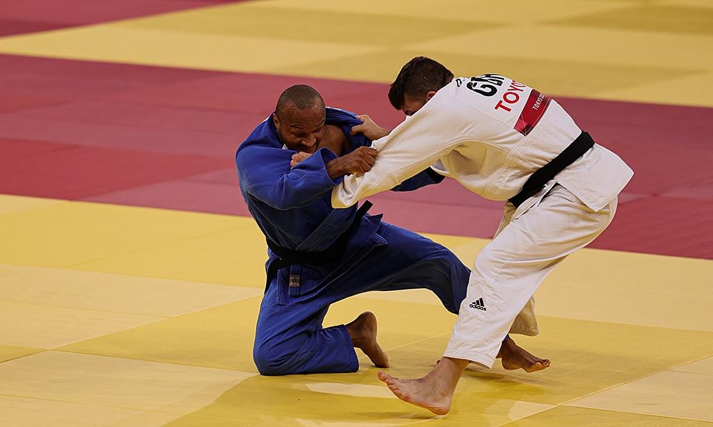 Harlley Arruda judô jogos paralímpicos tóquio 2020