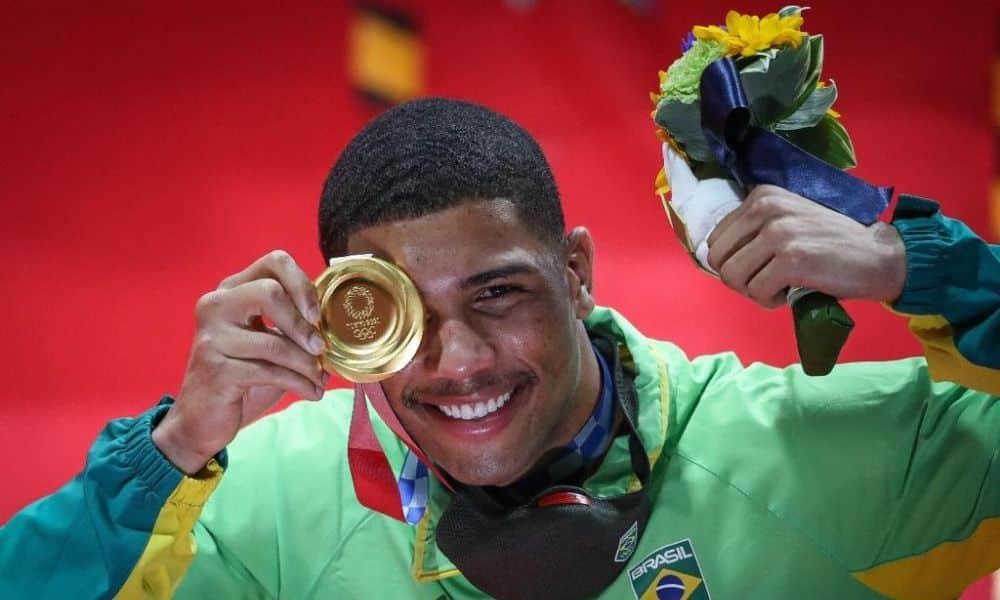 hebert conceição boxe jogos olímpicos de tóquio medalha de ouro