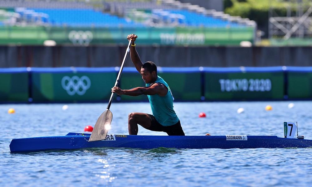 Jacky Godmann canoagem velocidade Jogos Olímpicos Tóquio C1 1000