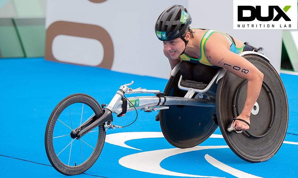 Jéssica Messali Jogos Paralímpicos Tóquio trialo paralímpico