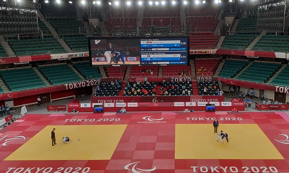 judô jogos paralímpicos tóquio 2020