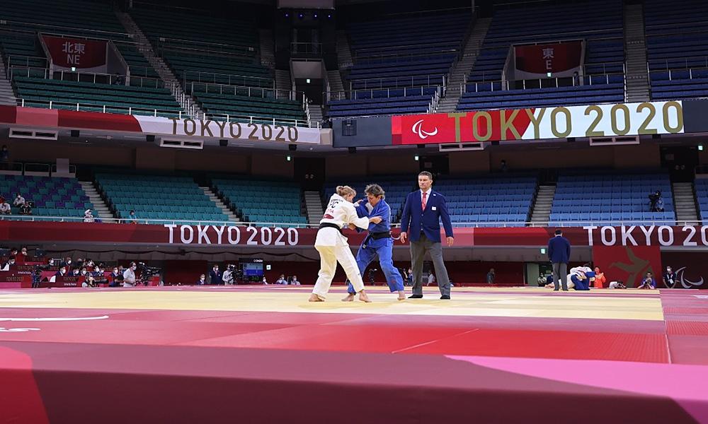 Karla Cardoso judô jogos paralímpicos tóquio 2020