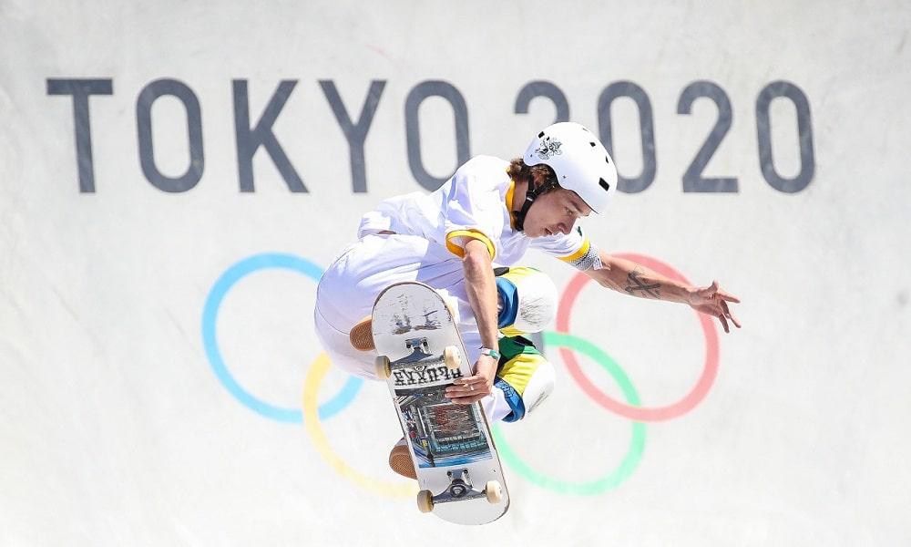 luizinho skate park jogos olímpicos de tóquio são paulo Mini Ramp Pro Attack