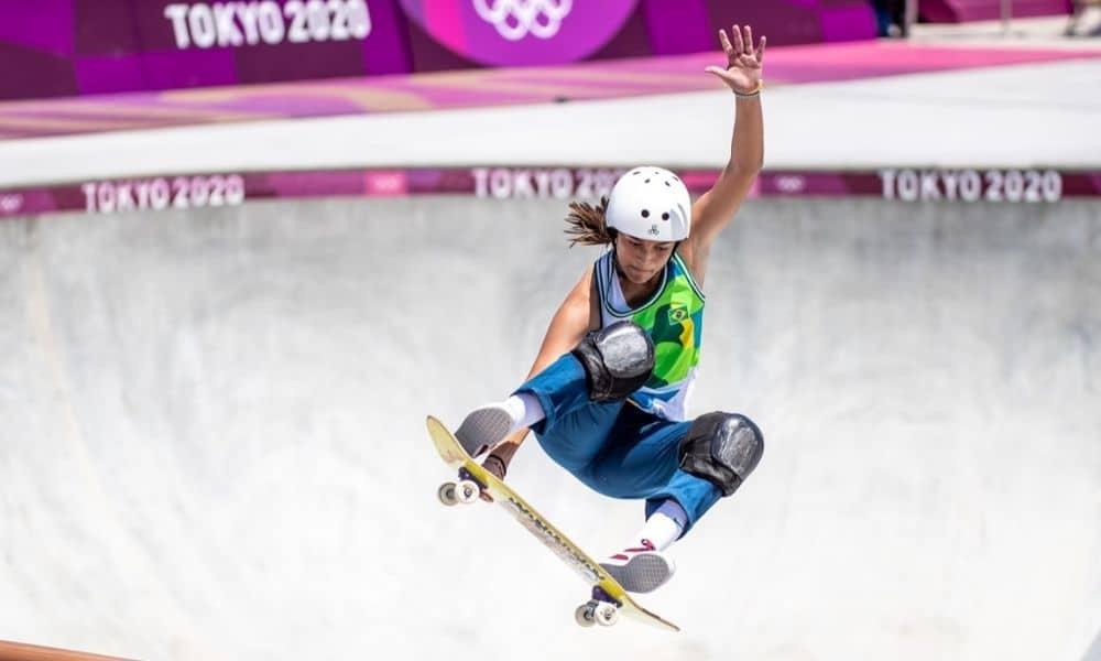 skate park feminino jogos olímpicos tóquio 2020