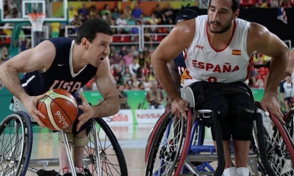Confira a tabela completa do torneio de basquete em cadeira de rodas masculino dos Jogos Paralímpicos de Tóquio-2020 com a participação de dez países