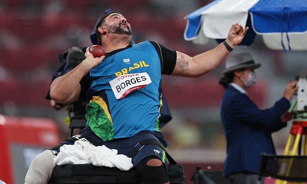 Thiago Paulino e Marco Borges fazem 2ª dobradinha do Brasil na Paralimpíada de Tóquio