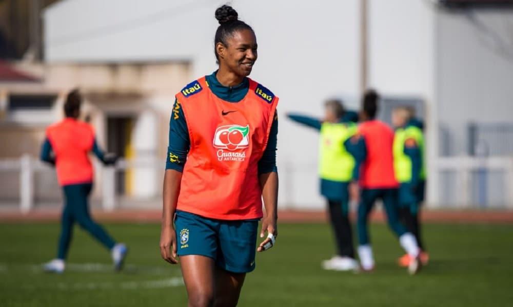 Daiane seleção brasileira