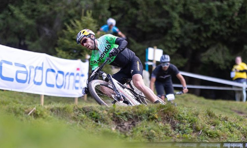 Henrique Avancini sexto colocado Copa do Mundo Mountain bike