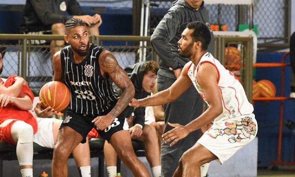 Corinthians bate o Osasco fora de casa e encaminha vaga nos playoffs do Paulista de basquete