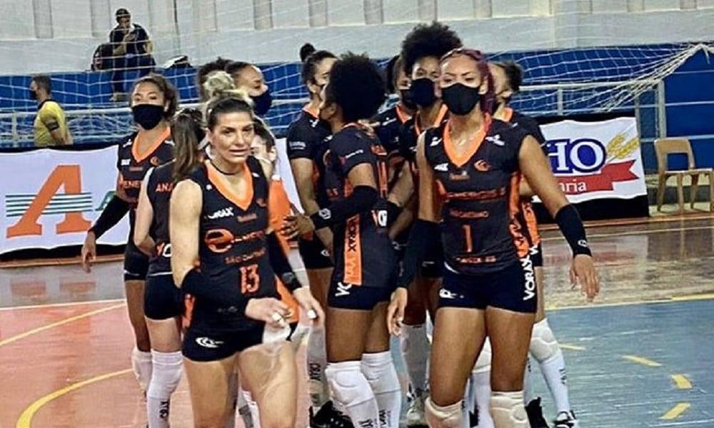 São Caetano vôlei paulista feminino de vôlei