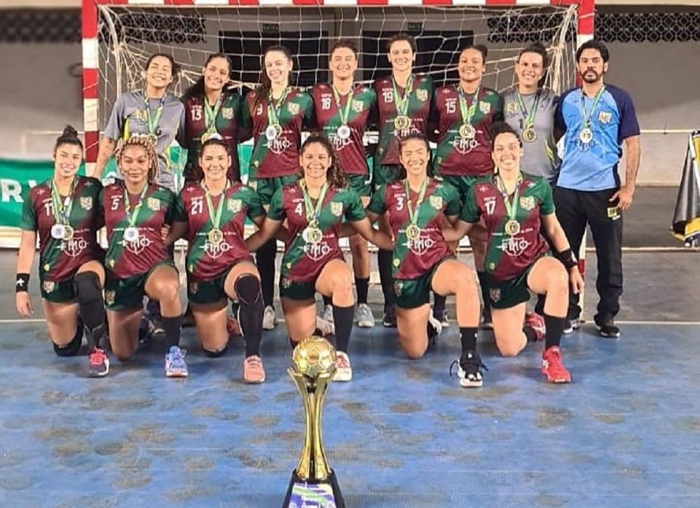 Itajaí e Português vencem as suas respectivas conferências na Liga Nacional handebol