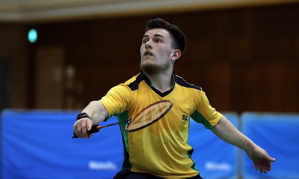 Vitor Tavares Badminton Paralimpíada de Tóquio 2020