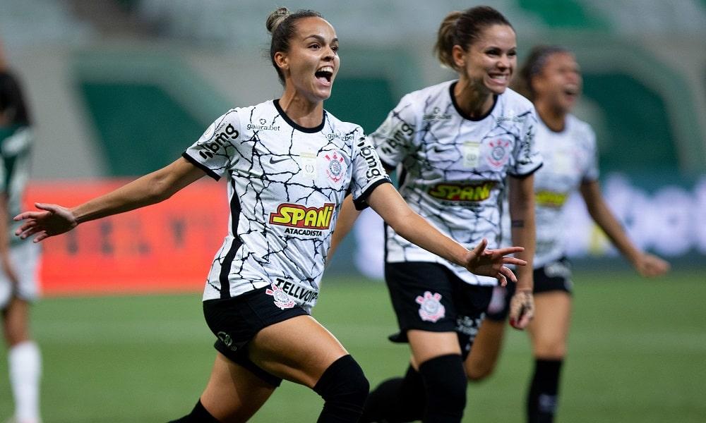 Palmeiras x Corinthians BRASILEIRO fEMININO
