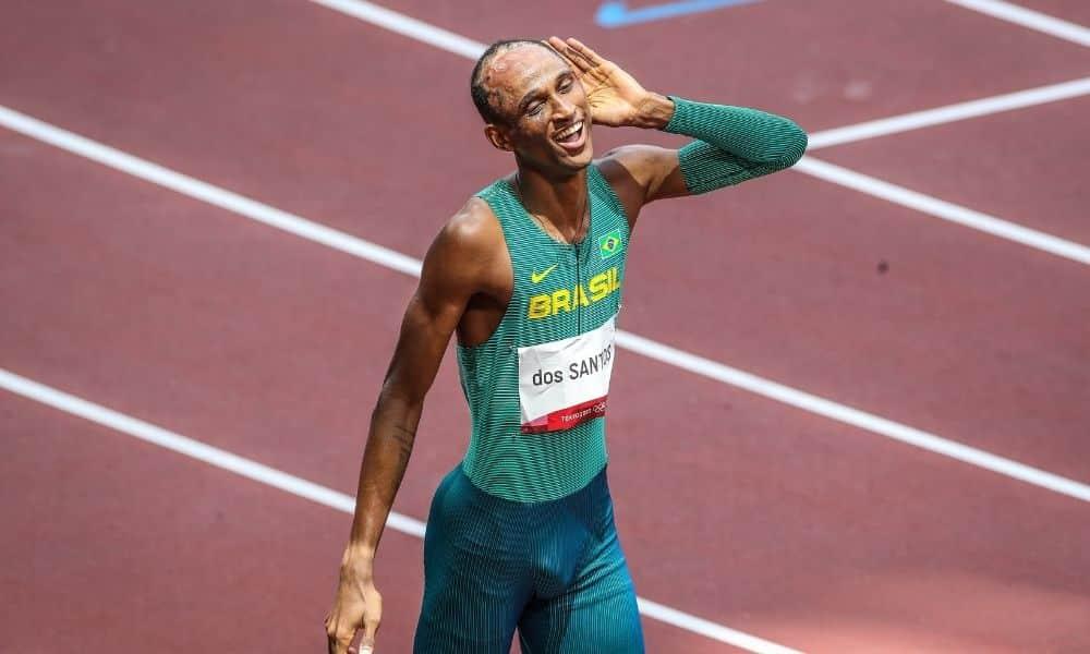 Alison dos Santos - 400m com barreiras