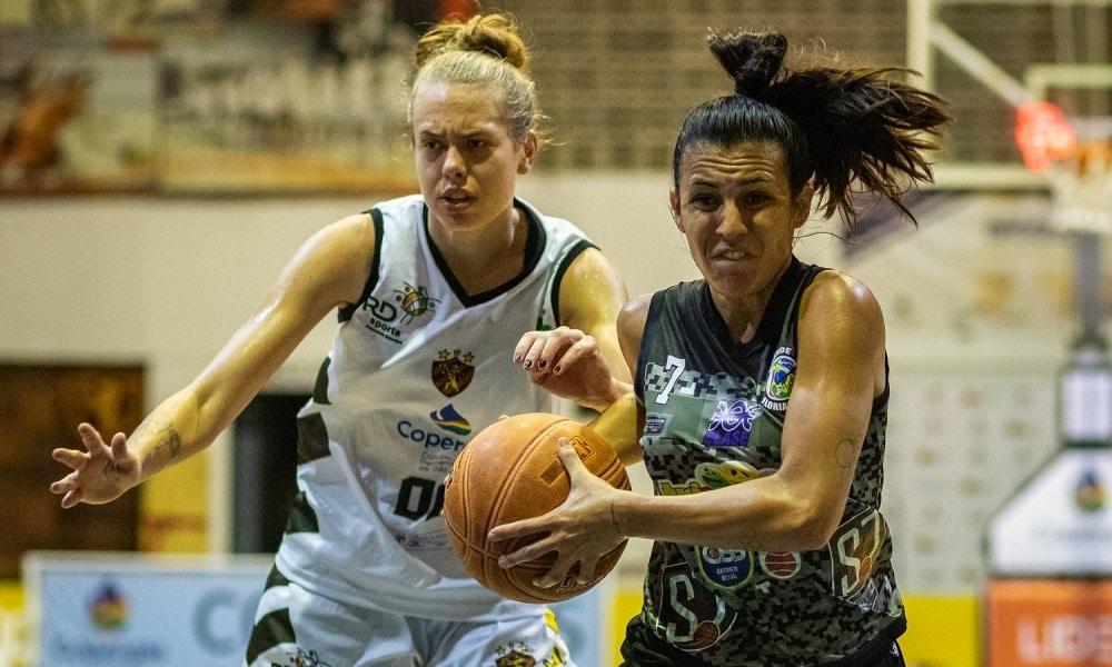 Sport Brasileiro feminino de basquete