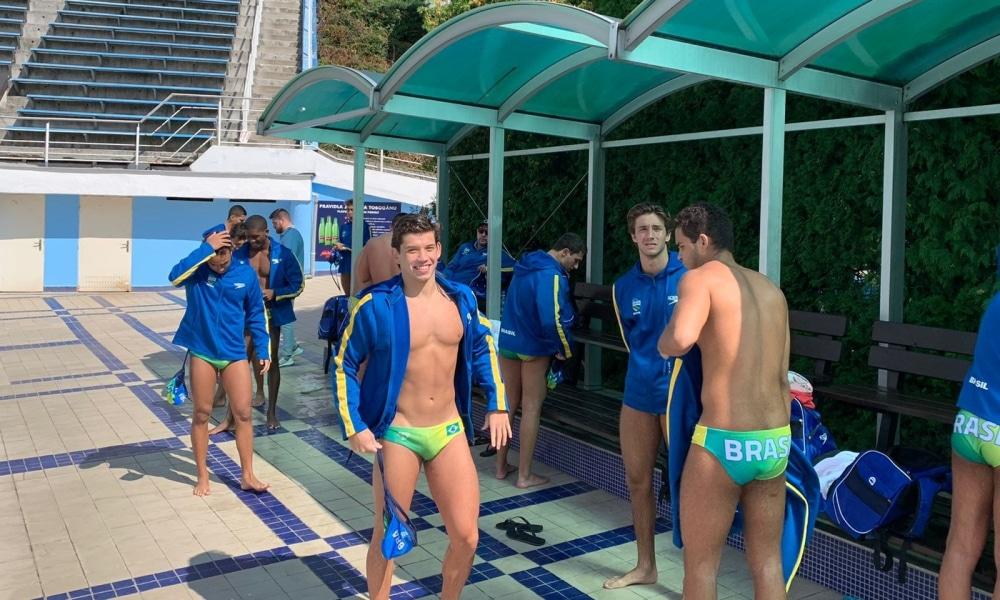 Brasil fecha Mundial Júnior de polo aquático em 10º lugar