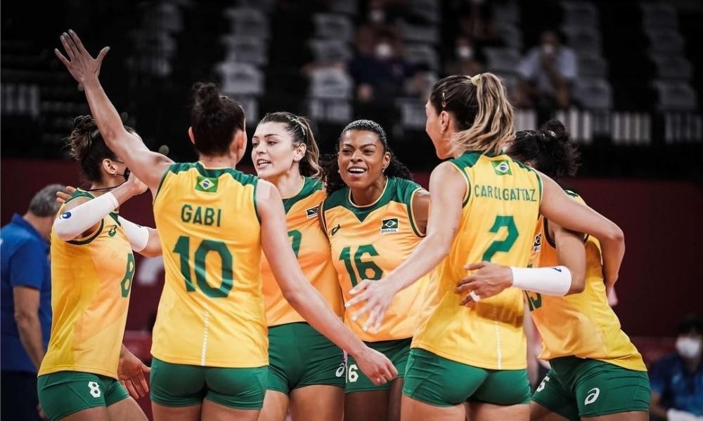 Brasil conhece o caminho no Sul-Americano de vôlei feminino